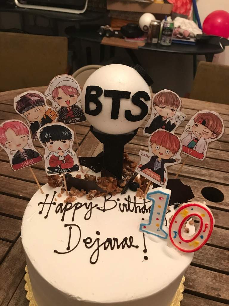 Army Threw A Bts Themed Party And As Expected Was Lit