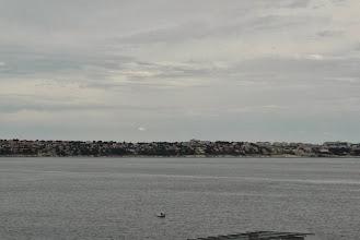 Photo: Zatoka Wenecka- na drugim brzegu widać Chorwację