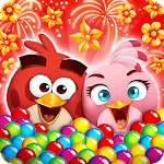 Angry Birds POP Bubble Shooter 3.0.2 (Mod)