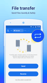 ES File Explorer File Manager APK screenshot thumbnail 20