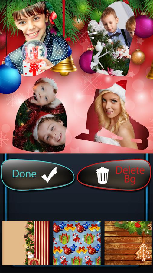 Collage de la foto de la Navid - Aplicaciones Android en Google Play