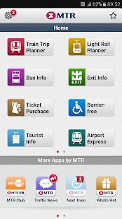 MTR Mobile- screenshot thumbnail