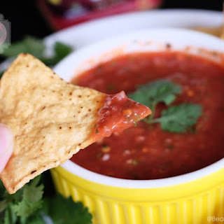 Restaurant Style Salsa Dip
