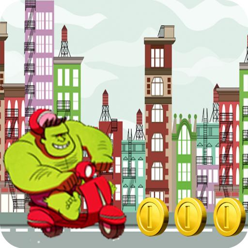 Popular Super Hulks Scooter