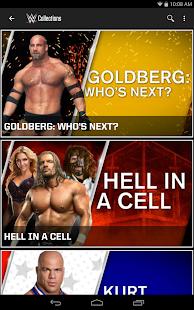 App WWE APK for Windows Phone