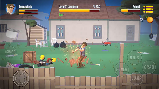 City Fighter vs Street Gang - screenshot