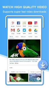 Fu Web Browser: Fast & secure App Download For Android 4