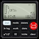 Calculadora compleja solución para x TI-36 84 Plus icon