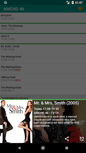 USA TV Guide screenshot 4