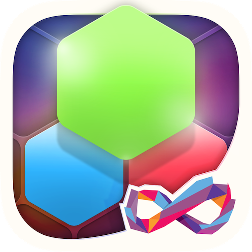 Hex FRVR - Drag the Block in the Hexagonal Puzzle Icon