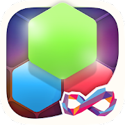 Hex FRVR – Drag the Block in the Hexagonal Puzzle MOD APK aka APK MOD 3.6.9 (Unlimited Money)