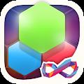 Hex FRVR - Drag the Block in the Hexagonal Puzzle APK