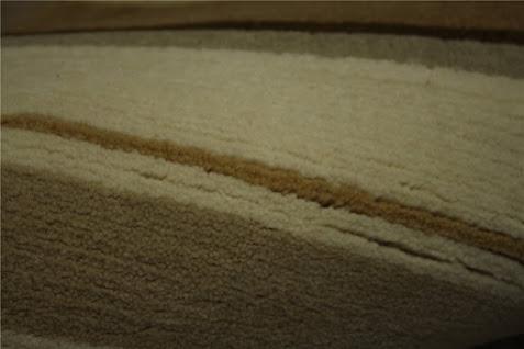 dywan makalu paulig shangrilla 70x140cm wełna 100% luksusowy do salonu