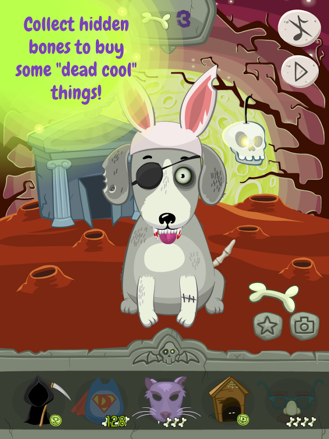Meet a Dead Dog- screenshot