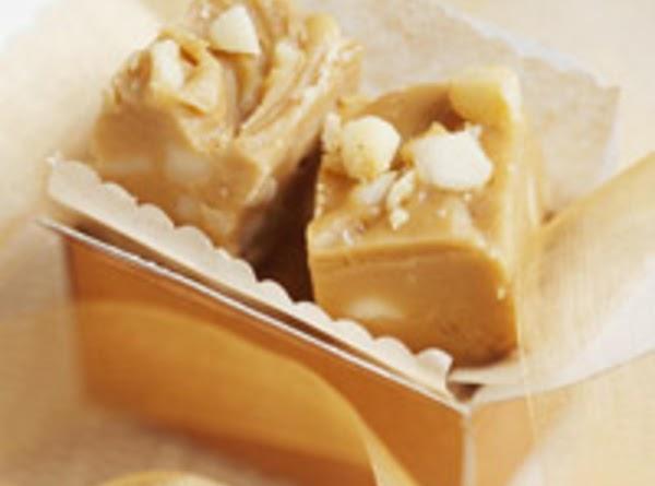 Honey Macadamia Nut Fudge Recipe