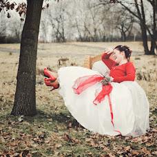 Wedding photographer Yuliya Bar (Ulinea). Photo of 14.12.2012