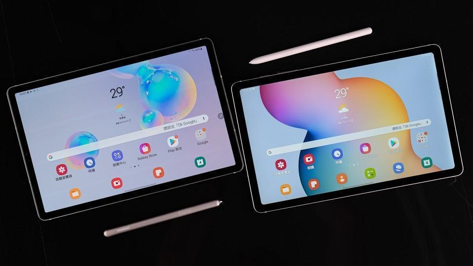 不只是 Lite 的三星 Galaxy Tab S6 Lite - 3