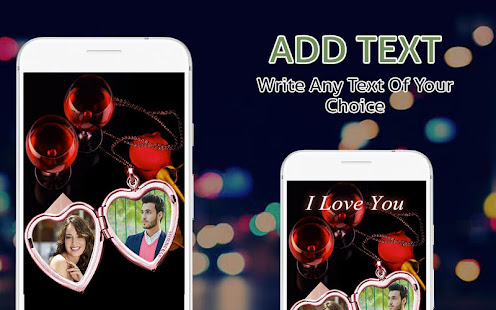 Amor Molduras Para Fotos - Love Locket Photo Edito Mod