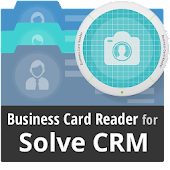 Free Business Card Reader for Solve360 CRM