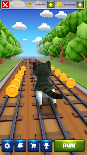 Cat Run 3D 1.0 screenshots 1