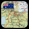 Australia Topo Maps icon