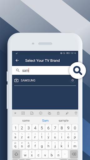 Remote Control For TV, Universal TV Remote - MyRem 1.9.3 screenshots 5