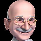 Gandhi : Mahatma Gandhiji Bapu