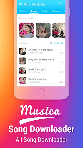 Song Download-Free Mp3 Music Downloader screenshots 2