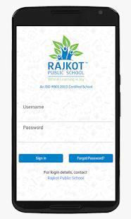 RPS - Rajkot Public School - náhled