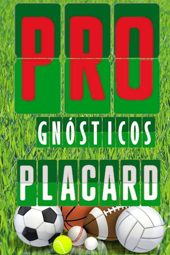 Pro Placard - Prognósticos