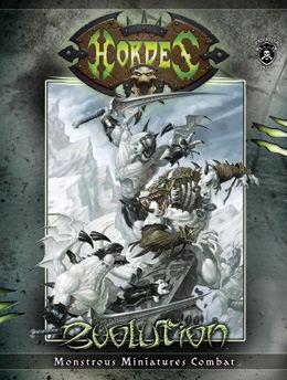 Hordes: Evolution Softcover