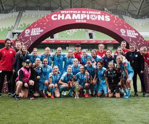 🎥 Hier werd wel nog gevoetbald: Melbourne City pakt de titel in een leeg stadion