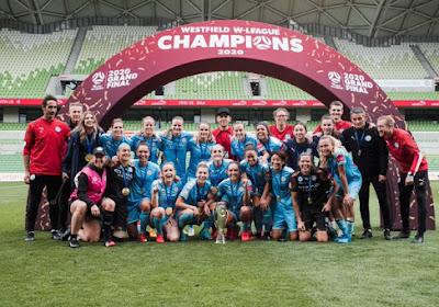 🎥 4ème titre en cinq saisons pour Melbourne City, dans un stade vide !