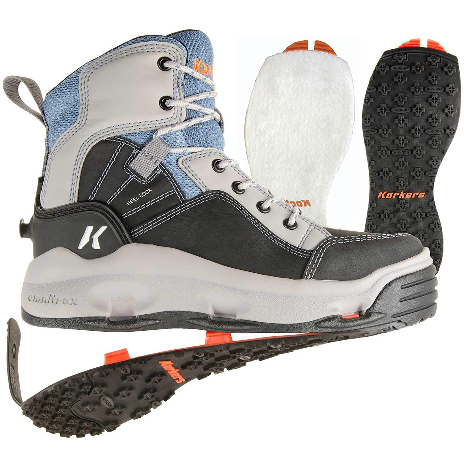 Korkers Wading Boots for Women