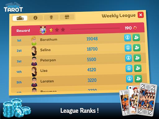 Multiplayer Tarot Game screenshot 14
