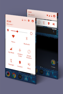Material Status Bar Pro Screenshot
