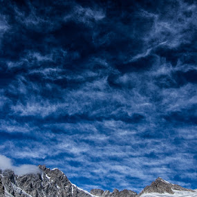cloud  by Jayanta Roy - Landscapes Mountains & Hills