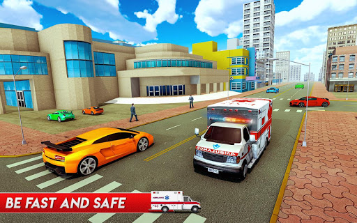 911 Rescue Ambulance Simulator - screenshot