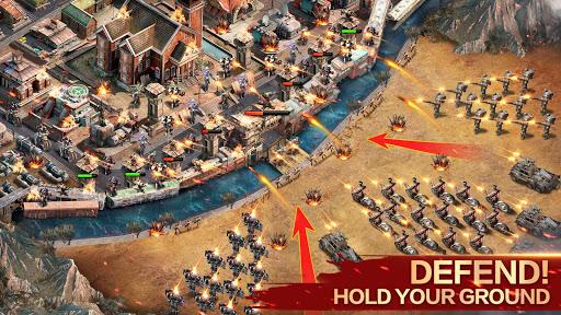 Haze of War - The Best Strategy Game 1.0.5 APK MOD screenshots 1