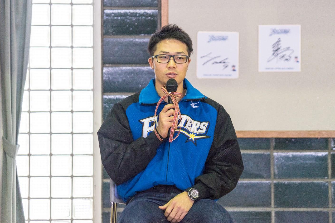 中島卓也 選手