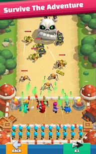 Wild Castle MOD APK  (Unlimited Money) 2