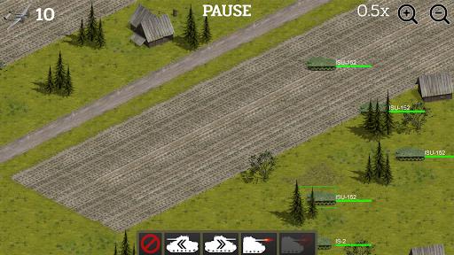 Code Triche Frontline Attack apk mod screenshots 1