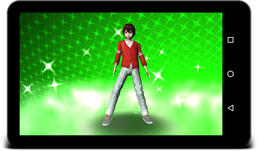 Mashup Dance Party 3D LWP Screenshot
