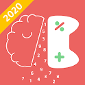 Math GO: multiplication tables and math games icon
