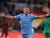 Serie A : la Lazio explose la Sampdoria, Immobile s'offre un triplé
