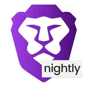 Brave Browser (Nightly) for pc