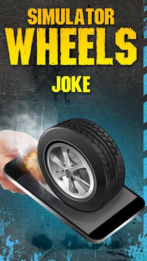 Simulator Wheels Joke