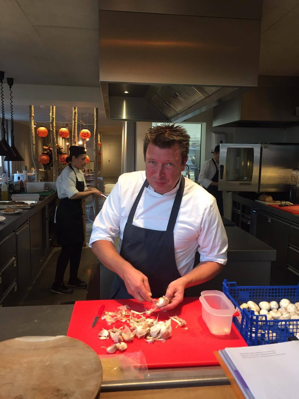 Het Ferm-team krijgt versterking van chef Stefan De Bruyn
