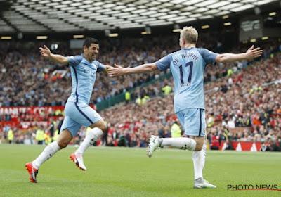 Un grand De Bruyne aide Manchester City à s'imposer à Old Trafford