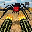 Monster Spider Hunter: Spider Shooting Game 2019 icon